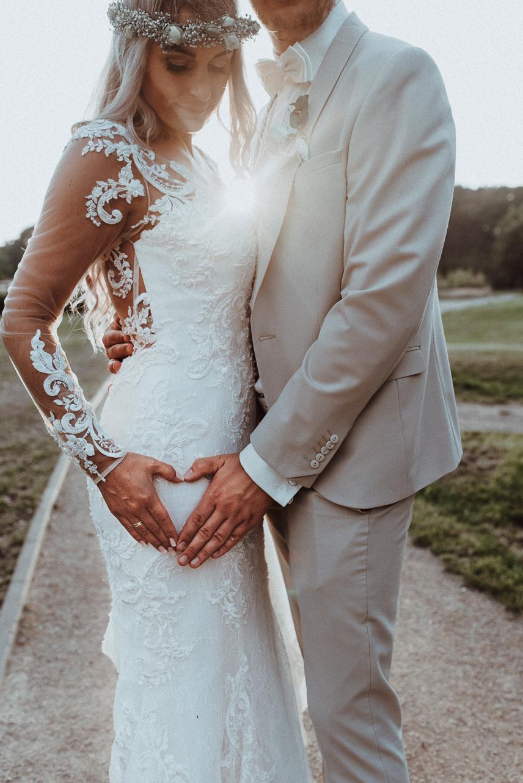 Cory & André Hochzeit